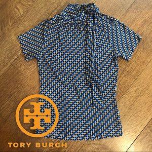 Tory Burch Tops - Tory Burch tie blouse top, XS